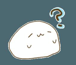 KINONUKERU YURUMOCHI(?) sticker #12908796
