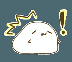 KINONUKERU YURUMOCHI(?) sticker #12908797