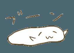 KINONUKERU YURUMOCHI(?) sticker #12908802