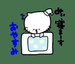 mii's sticker sticker #12911080