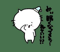 mii's sticker sticker #12911082