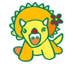 Miosuke and pleasant friends sticker #12924909