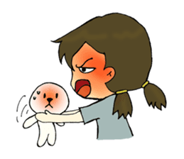 Iris and Cristofor(Daily) sticker #12927412