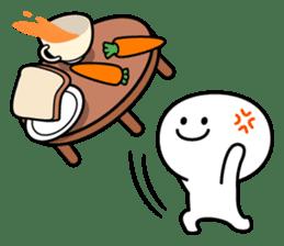 "Rabbit & Smile ""Comic Duo"" sticker #12936585"