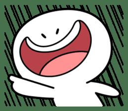 "Rabbit & Smile ""Comic Duo"" sticker #12936587"