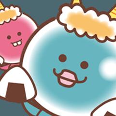 Onini_Sticker