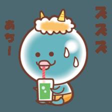 Onini_Sticker sticker #12937394