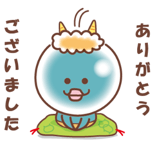 Onini_Sticker sticker #12937411