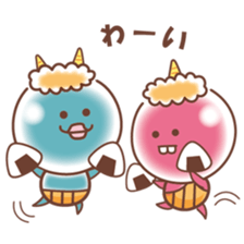 Onini_Sticker sticker #12937420