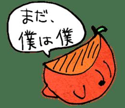 TALKING TOMATO sticker #12937662