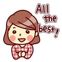 Cute stickers for women and girls.Second
