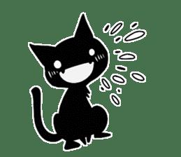 Shadow cat2 sticker #12939441