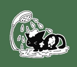 Shadow cat2 sticker #12939446