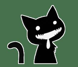 Shadow cat2 sticker #12939459