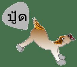 a Horse sticker #12944949
