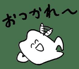 teeth comic - HanoManga sticker #12947063