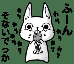 KURE USA(Crazy rabbit)[Kansai accent] 1 sticker #12950847