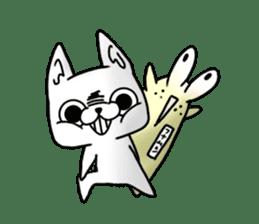 KURE USA(Crazy rabbit)[Kansai accent] 1 sticker #12950875
