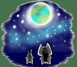 KURE USA(Crazy rabbit)[Kansai accent] 1 sticker #12950877