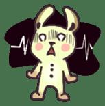 Teddy Bunny sticker #12951083