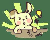 Teddy Bunny sticker #12951090
