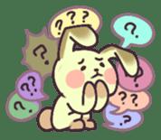 Teddy Bunny sticker #12951103