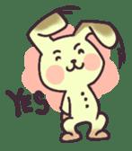 Teddy Bunny sticker #12951105