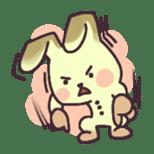 Teddy Bunny sticker #12951106
