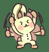 Teddy Bunny sticker #12951107
