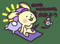Teddy Bunny sticker #12951114
