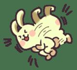 Teddy Bunny sticker #12951117