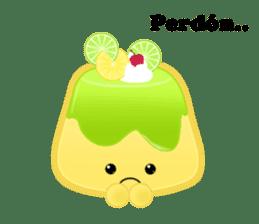 Pudin Pudin sticker #12952868