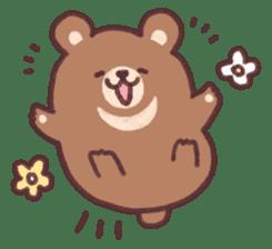 moon bear cub sticker #12963806