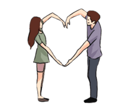 The Signs of Love 5 sticker #12965650