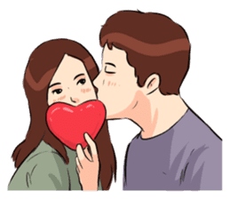 The Signs of Love 5 sticker #12965670