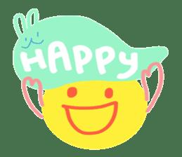Happy Moon Festival & Happy Mood sticker #12966566