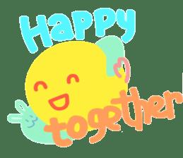Happy Moon Festival & Happy Mood sticker #12966569