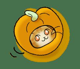 "YanYan""Happy Halloween!!"" Special ver. sticker #12972590"