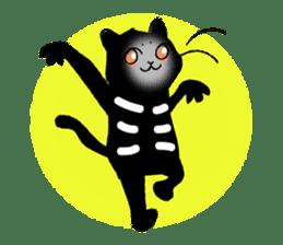 "YanYan""Happy Halloween!!"" Special ver. sticker #12972599"