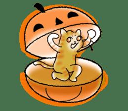 "YanYan""Happy Halloween!!"" Special ver. sticker #12972602"