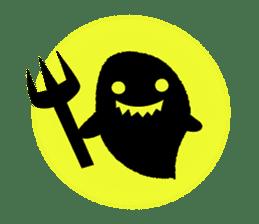 "YanYan""Happy Halloween!!"" Special ver. sticker #12972607"