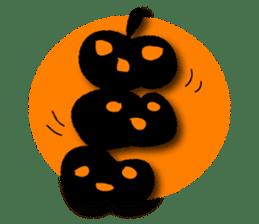 "YanYan""Happy Halloween!!"" Special ver. sticker #12972611"