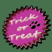 "YanYan""Happy Halloween!!"" Special ver. sticker #12972617"