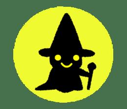 "YanYan""Happy Halloween!!"" Special ver. sticker #12972619"
