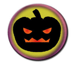 "YanYan""Happy Halloween!!"" Special ver. sticker #12972623"