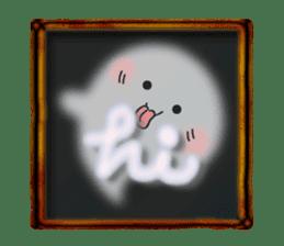"YanYan""Happy Halloween!!"" Special ver. sticker #12972624"