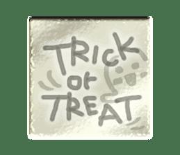 "YanYan""Happy Halloween!!"" Special ver. sticker #12972629"