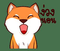 Ping Pong Dook Dik sticker #12978199