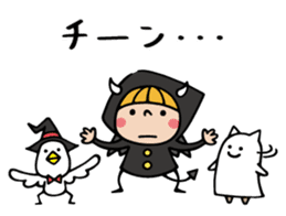 Do your best. Witch hood 26 (Halloween) sticker #12984200