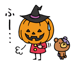 Do your best. Witch hood 26 (Halloween) sticker #12984204